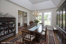 House Plan Design - Traditional Interior - Dining Room Plan #929-741