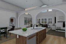 House Plan Design - Craftsman Interior - Kitchen Plan #1060-70
