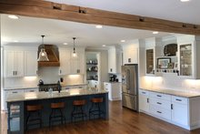 Dream House Plan - Farmhouse Interior - Kitchen Plan #928-350