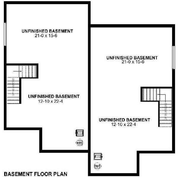 Victorian Floor Plan - Lower Floor Plan Plan #126-168