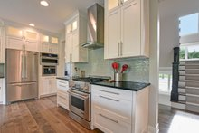 Dream House Plan - Traditional Interior - Kitchen Plan #928-329