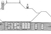 European Style House Plan - 3 Beds 3 Baths 2462 Sq/Ft Plan #310-370