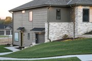 Contemporary Style House Plan - 5 Beds 4 Baths 3743 Sq/Ft Plan #20-2357 Exterior - Other Elevation