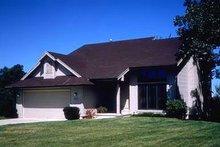 Dream House Plan - Country Photo Plan #320-427