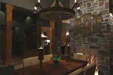 Craftsman Interior - Dining Room Plan #120-162