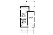 Craftsman Style House Plan - 4 Beds 3.5 Baths 2543 Sq/Ft Plan #48-678 Floor Plan - Lower Floor