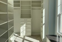 Architectural House Design - Master Closet