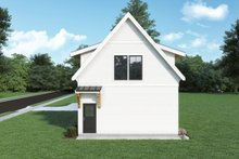 House Design - Farmhouse Exterior - Rear Elevation Plan #1070-138