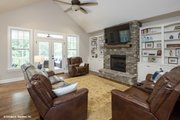 Ranch Style House Plan - 4 Beds 3 Baths 1975 Sq/Ft Plan #929-881