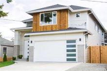 Home Plan - Contemporary Exterior - Front Elevation Plan #1066-5