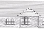 Craftsman Style House Plan - 3 Beds 2 Baths 1791 Sq/Ft Plan #46-511