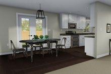 Dream House Plan - Ranch Interior - Dining Room Plan #1060-3