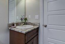 Architectural House Design - Ranch Interior - Bathroom Plan #430-181