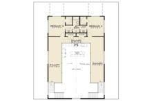 Country Floor Plan - Upper Floor Plan Plan #923-97