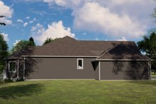 Architectural House Design - Country Exterior - Other Elevation Plan #1064-69