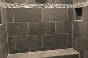 Craftsman Style House Plan - 4 Beds 3 Baths 2750 Sq/Ft Plan #437-94 Interior - Master Bathroom