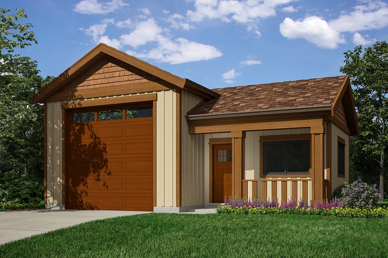 House Plan Design - Traditional Exterior - Front Elevation Plan #118-175