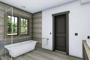 Craftsman Style House Plan - 4 Beds 3.5 Baths 3690 Sq/Ft Plan #1069-12 Interior - Master Bathroom