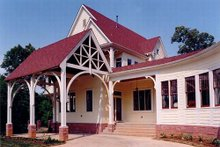 Dream House Plan - Victorian Photo Plan #119-175