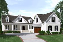House Plan Design - Farmhouse Exterior - Front Elevation Plan #1071-9