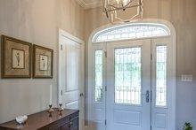 Architectural House Design - Ranch Interior - Entry Plan #929-1005