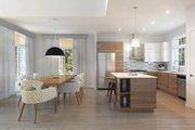 Modern Style House Plan - 4 Beds 2 Baths 1944 Sq/Ft Plan #23-2308 Interior - Kitchen