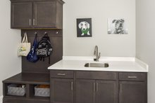 Home Plan - Utility Room