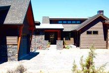 Home Plan - Ranch Photo Plan #434-18