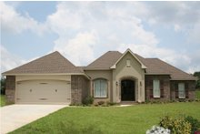 Home Plan - European Exterior - Other Elevation Plan #430-74