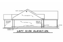 European Exterior - Other Elevation Plan #20-2072