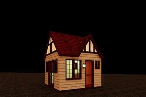 Craftsman Exterior - Front Elevation Plan #917-15