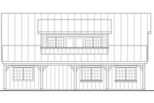Home Plan - Craftsman Exterior - Other Elevation Plan #124-935