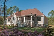 European Style House Plan - 4 Beds 3 Baths 2324 Sq/Ft Plan #929-27 Exterior - Front Elevation