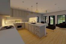 House Plan Design - Farmhouse Interior - Kitchen Plan #126-234