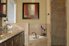Traditional Interior - Master Bathroom Plan #56-164