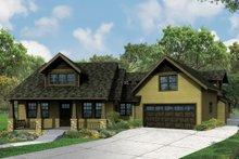Craftsman Exterior - Front Elevation Plan #124-979