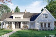 Farmhouse Style House Plan - 3 Beds 2.5 Baths 2385 Sq/Ft Plan #51-1171 Exterior - Front Elevation