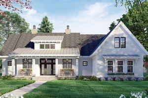 Farmhouse Exterior - Front Elevation Plan #51-1171
