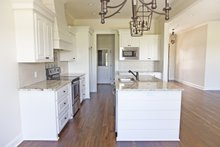 Southern Interior - Kitchen Plan #430-183