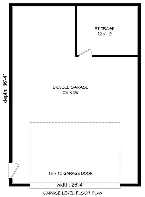 Dream House Plan - Country Floor Plan - Main Floor Plan #932-136