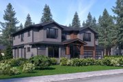 Traditional Style House Plan - 4 Beds 4 Baths 3598 Sq/Ft Plan #1066-52