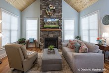 Home Plan - Ranch Interior - Other Plan #929-1059