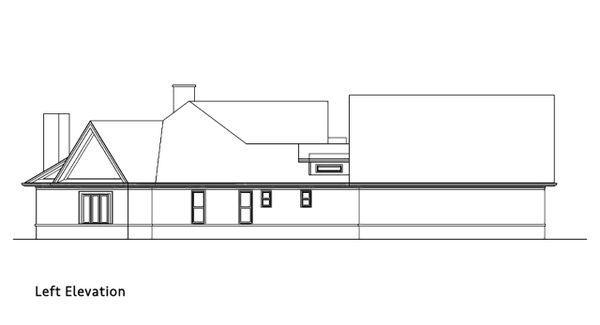 Ranch Floor Plan - Other Floor Plan #119-431