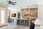 Ranch Style House Plan - 4 Beds 2.5 Baths 2404 Sq/Ft Plan #430-169 Interior - Kitchen