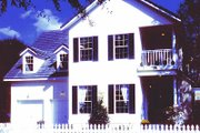 Traditional Style House Plan - 3 Beds 2.5 Baths 2468 Sq/Ft Plan #417-271 Photo