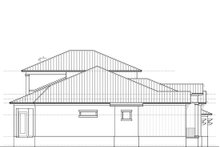 House Plan Design - Ranch Exterior - Other Elevation Plan #938-112