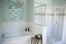 Country Interior - Master Bathroom Plan #929-46