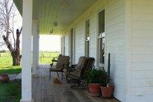 Dream House Plan - Farmhouse porch