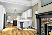Craftsman Interior - Family Room Plan #44-234