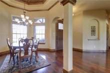 Home Plan - Traditional Interior - Entry Plan #80-173